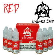 Red - Anarchist e-liquid - 75% VG - 60ml