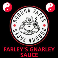 FARLEY'S GNARLEY SAUCE e-liquid by Buddha Vapes - 80% VG
