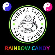 RAINBOW CANDY e-liquid by Buddha Vapes - 80% VG