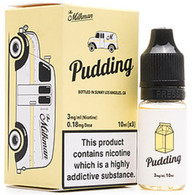Pudding by The MILKMAN Vaping Rabbit premium e-liquid MAX VG