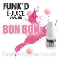 Bon Bon - Funk'd e-Juice - 75% VG