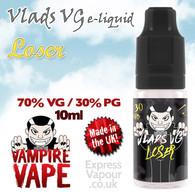 Loser - VLADS VG - 70% VG - 10ml