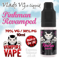 Pinkman Revamped - VLADS VG - 70% VG - 10ml