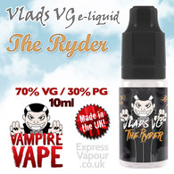 The Ryder - VLADS VG - 70% VG - 10ml