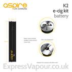 Aspire K2 e-cig Starter Kit