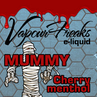 MUMMY e-liquid by Vapour Freaks - 70% VG - 40ml