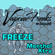 FREEZE e-liquid by Vapour Freaks - 70% VG - 40ml
