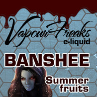 BANSHEE e-liquid by Vapour Freaks - 70% VG - 40ml