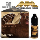 Grizzly - by ANML premium e-liquid - 70% - 60ml