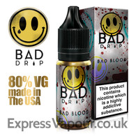 Bad Blood - by Bad Drip e-liquid - 80% VG - 10ml
