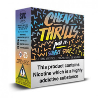 Sunset Strip e-liquid by Cheap Thrills - 70% VG - 30ml