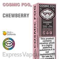 CHEWBERRY - Cosmic Fog premium e-liquid - 70% VG - 10ml