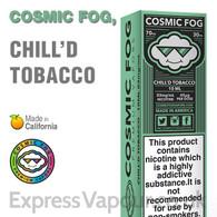 CHILL'D TOBACCO - Cosmic Fog premium e-liquid - 70% VG - 10ml