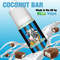 Coconut Bar - by ECO VAPE e-liquid - 70% VG - 30ml