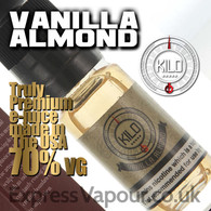 VANILLA ALMOND MILK - by KILO e-liquid - 70% VG