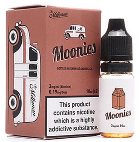 MOONIES - by THE MILKMAN / Vaping Rabbit premium e-liquid - MAX VG - 30ml