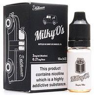 MILKY O's - by THE MILKMAN / Vaping Rabbit premium e-liquid - MAX VG - 30ml