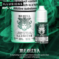 MEDUSA by Illusions e-liquid - 80% VG - 30ml