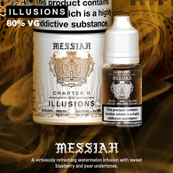 MESSIAH by Illusions e-liquid - 80% VG - 30ml