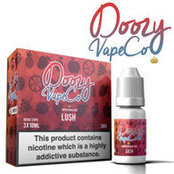 Lush by Doozy Vape e-liquid - 70% VG - 30ml