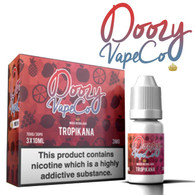 Tropikana by Doozy Vape e-liquid - 70% VG - 30ml