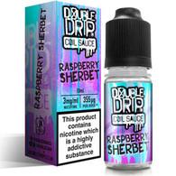 Raspberry Sherbet by Double Drip e-liquid - 80% VG - 10ml