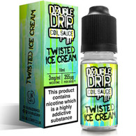 Twisted Ice Cream by Double Drp e-liquid - 80% VG - 10ml