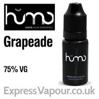 Grapeade by HUMO e-liquid - 75% VG - 10ml
