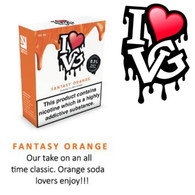 Fantasy Orange by I LOVE VG e-liquid - 70% VG - 30ml
