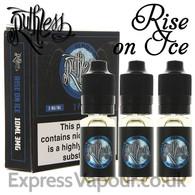 RISE ON ICE - Ruthless premium e-liquid - 60% VG - 30ml