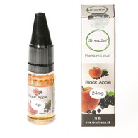 iBreathe E-Liquid - Black Apple
