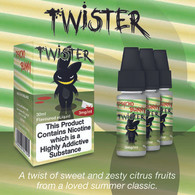 Twister Psycho Bunny by ECO VAPE - 80% VG - 30ml.