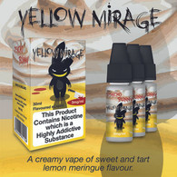 Yellow Mirage Psycho Bunny by ECO VAPE - 75% VG - 30ml