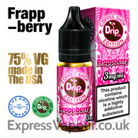 FRAPPBERRY - The Drip Company e-liquids - 75% VG - 10ml