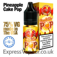 PINEAPPLE CAKE POP - The Drip Company e-liquids - 75% VG - 10ml