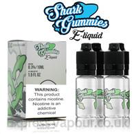 Sweet Watermelon Shark Gummies e-liquids 70% VG 40ml