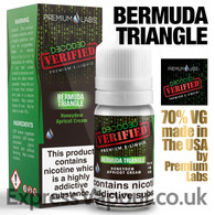 Bermuda Triangle - Decoded Verified e-liquid 70% VG 10ml