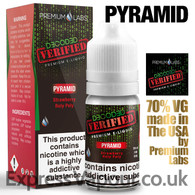 Pyramid - Decoded Verified e-liquid 70% VG 10ml