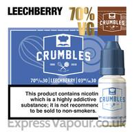 Leechberry - Crumbles e-liquid - 70% - 30ml