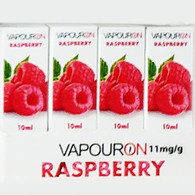 Raspberry - VAPOURON e-liquid - 10ml