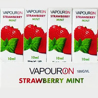 Strawberry Mint - VAPOURON e-liquid - 10ml