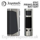 Joyetech eVic Primo Mini Mod Battery - 80w