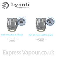 5 pack - Joyetech ProCore Aries atomisers