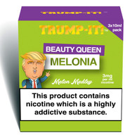 Beauty Queen Melonia - Trump-It e-liquid 70% VG 30ml