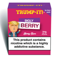 Bigly Berry - Trump-It e-liquid 70% VG 30ml