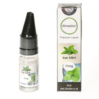 iBreathe E-Liquid - Ice Mint