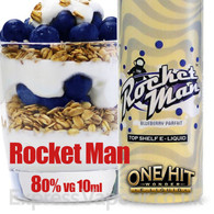 Rocket Man - One Hit Wonder e-liquid - 80% VG - 10ml