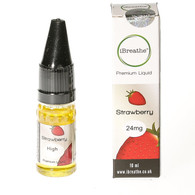 iBreathe E-Liquid - Strawberry