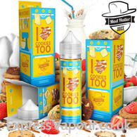 I Love Cookies Too Mad Hatter e-liquid - 70% VG - 50ml