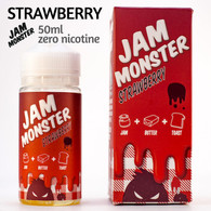 Strawberry Jam Monster e-liquid - Max VG - 50ml
